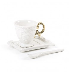 SELETTI SET I - COFFEE GOLD