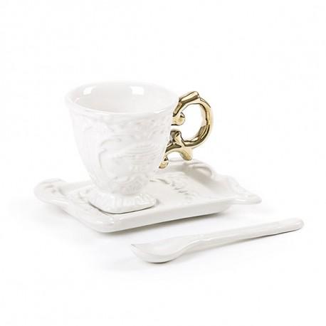 SELETTI SET I - COFFEE GOLD