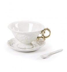 SELETTI TAZZA I-TEA GOLD