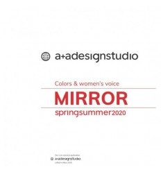 A+A Mirror Color's & Woman's Voice SS 2020 Shop Online