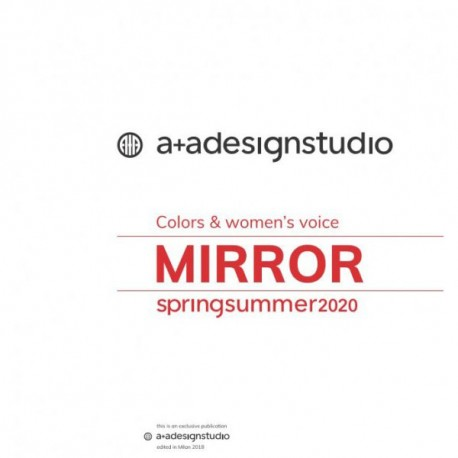 A+A Mirror Color's & Woman's Voice SS 2020 Miglior Prezzo