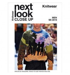 Next Look Close Up Men Knitwear 05 SS 2019