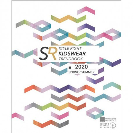 Style Right Babywear Trendbook SS 2019 incl. DVD