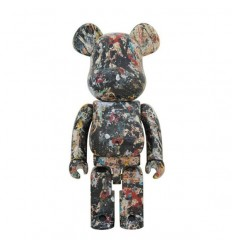 1000% Bearbrick Jackson Pollock version 2.0 Shop Online