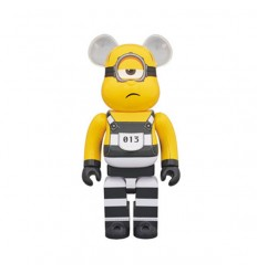 BEARBRICK 400% DESPICABLE ME DAVE