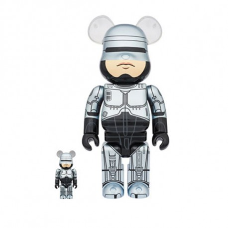 BEARBRICK 400% PEANUTS CHARLIE BROWN