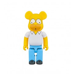 BEARBRICK 400% THE SIMPSONS HOMER SIMPSON