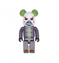 BEARBRICK 400% The Joker Bank Robber