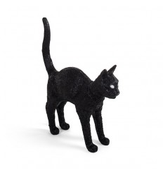 SELETTI Jobby The Cat Black Shop Online