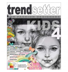 Trendsetter Kids Graphic Collection VOL 4 Incl DVD Miglior
