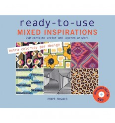 Ready To Use MIXED INSPIRATIONS incl. DVD Miglior Prezzo
