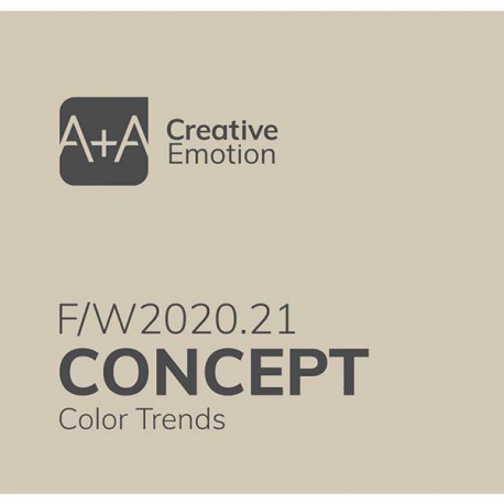 A + A CONCEPT COLOR TRENDS S-S 2016