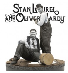"LAUREL & HARDY ""Another nice mess"" - INFINITE STATUE"