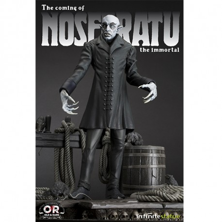 The coming of Nosferatu - INFINITE STATUE
