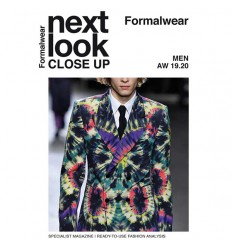NEXT LOOK CLOSE UP FORMAL WEAR MEN 03 SS 2018