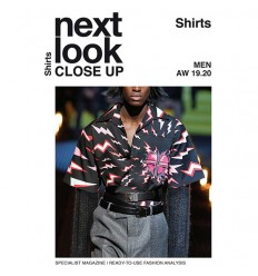 NEXT LOOK CLOSE UP MEN SHIRTS 03 SS 2018