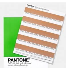 Pantone Lighting Indicator Stickers D50 Shop Online