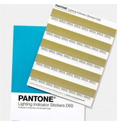 Pantone Lighting Indicator Stickers D65 Miglior Prezzo