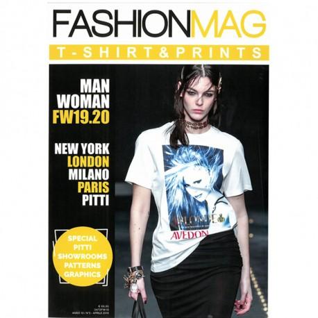 Fashion Mag Men T-Shirt A-W 2013-14