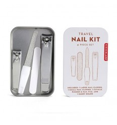 KIKKERLAND TRAVEL NAIL KIT
