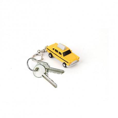 KIKKERLAND Taxi LED Keychain