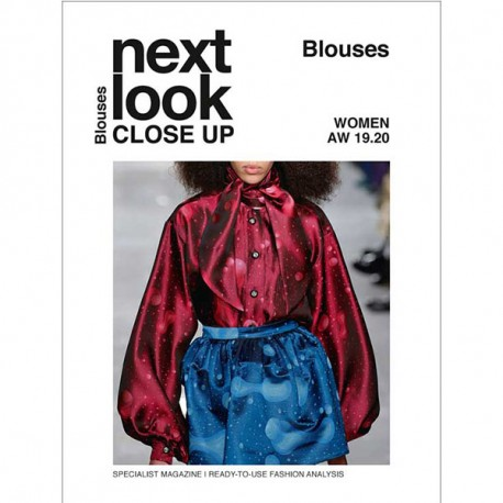 NEXT LOOK WOMEN BLOUSES 04 AW 2018-19