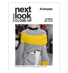 NEXT LOOK CLOSE UP WOMEN KNITWEAR AW 2019-20