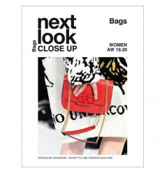 NEXT LOOK CLOSE UP WOMEN BAGS AW 2019-20 Miglior Prezzo