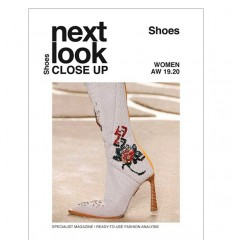 NEXT LOOK CLOSE UP WOMEN SHOES AW 2019-20 Miglior Prezzo
