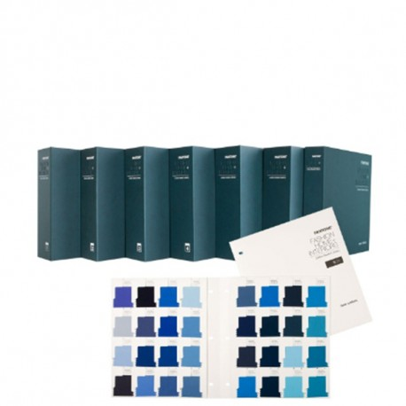Pantone F & H Cotton Swatch Library (INCLUDE 210 NUOVI COLORI)