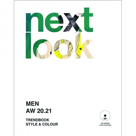 Next Look Menswear AW 2020-21 Trendbook Style & Colour Miglior