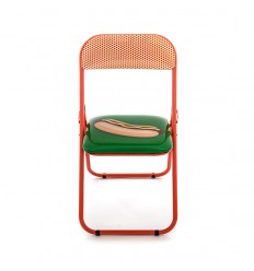 SELETTI SEDIA HOT DOG