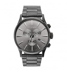 NIXON CLOCK Sentry Chrono Shop Online