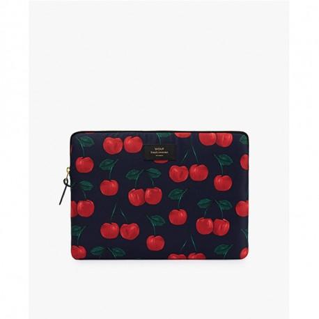 WOUF Cherries Laptop Sleeve 13″