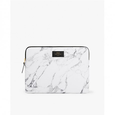 WOUF Marble Laptop Sleeve 13″
