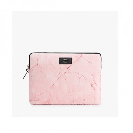 WOUF Pink Marble Laptop Sleeve 13″ Shop Online