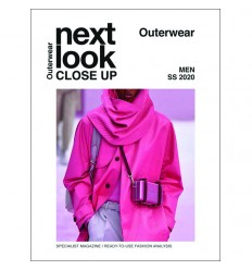 NEXT LOOK CLOSE UP MEN OUTERWEAR 07 SS 2020 Miglior Prezzo