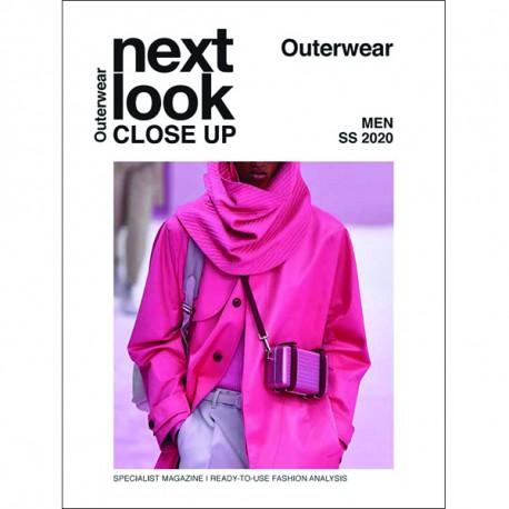 NEXT LOOK CLOSE UP MEN OUTERWEAR 07 SS 2020 Miglior Prezzo