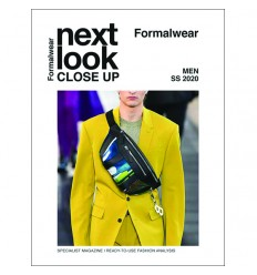 NEXT LOOK CLOSE UP MEN FORMALWEAR 07 SS 2020 Miglior Prezzo