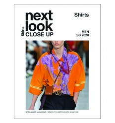 NEXT LOOK CLOSE UP MEN SHIRTS 07 SS 2020 Miglior Prezzo