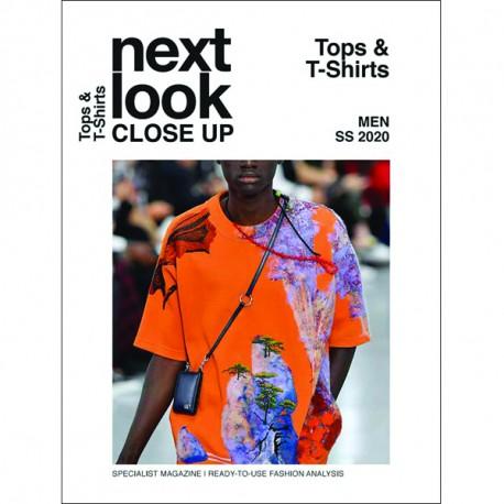 NEXT LOOK CLOSE UP MEN TOPS & T-SHIRTS 07 SS 2020 Shop Online