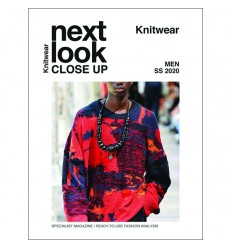 NEXT LOOK CLOSE UP MEN KNITWEAR 07 SS 2020 Miglior Prezzo