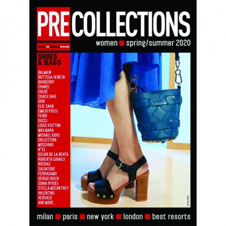 PRECOLLECTIONS WOMEN SHOES & BAGS SS 2020 Shop Online