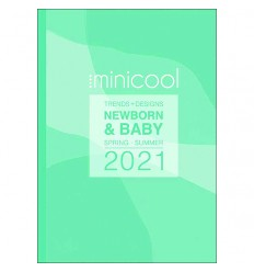 MINICOOL NEW BORN & BABY SS 2021 INCL. USB Shop Online