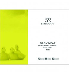 STYLE RIGHT BABYWEAR TRENDBOOK SS 2021 INCL. DVDincl. DVD