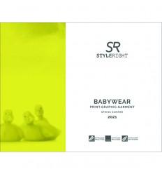 STYLE RIGHT BABYWEAR TRENDBOOK SS 2021 INCL. DVD Miglior Prezzo
