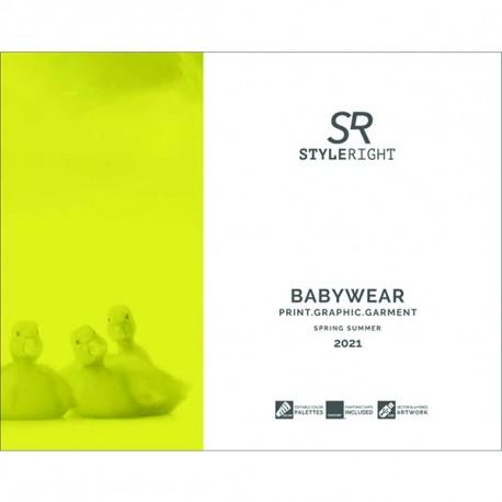 STYLE RIGHT BABYWEAR TRENDBOOK SS 2021 INCL. DVDincl. DVD Shop