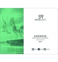 STYLE RIGHT KIDSWEAR TRENDBOOK SS 2021 INCL. DVD Shop Online