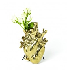 SELETTI LOVE IN BLOOM GOLD Shop Online