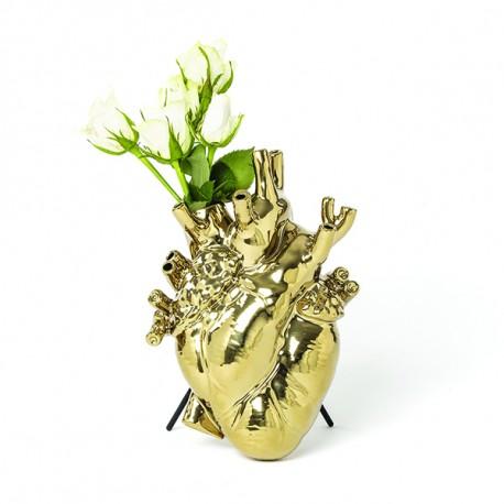 SELETTI LOVE IN BLOOM GOLD Shop Online